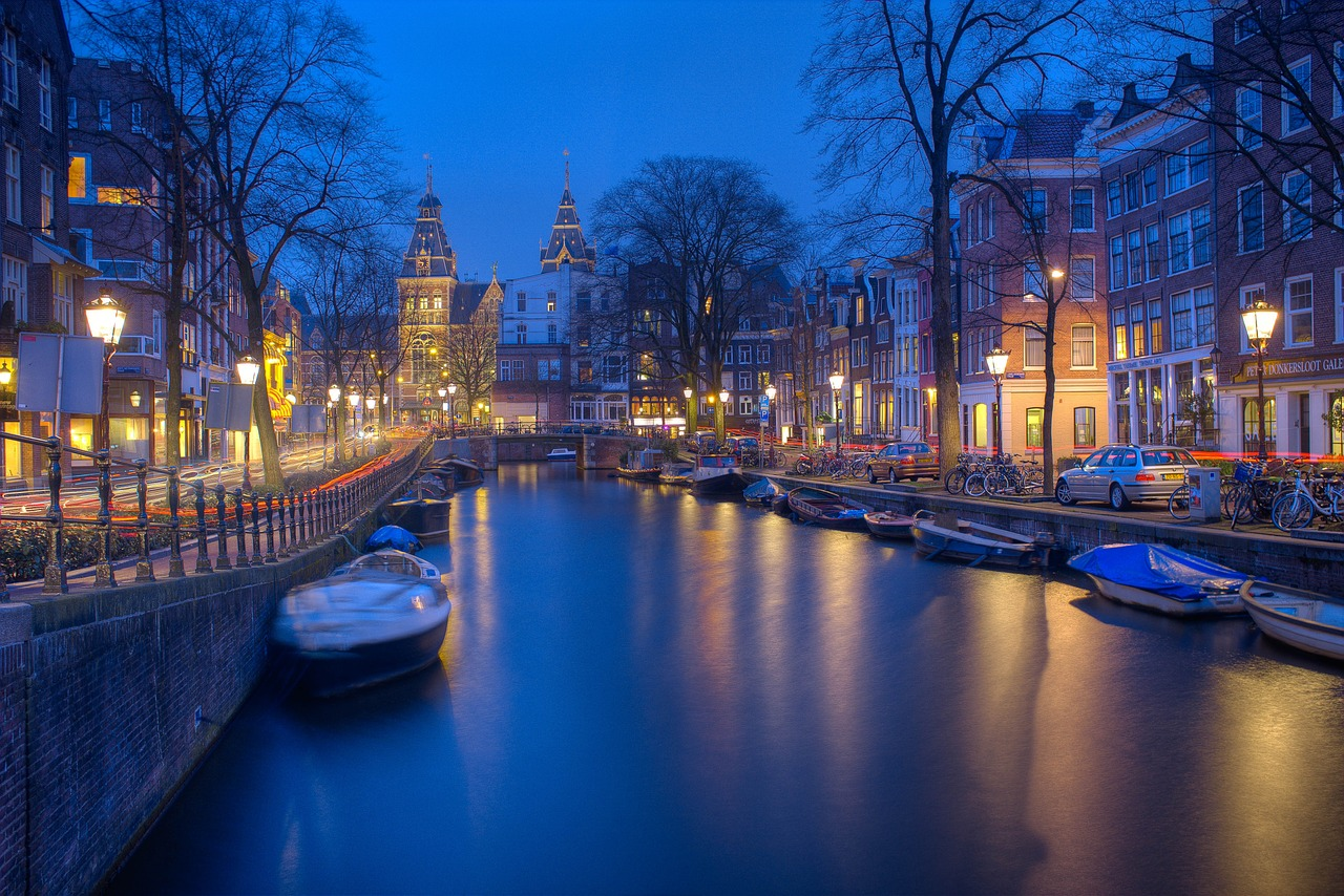 """Photo of Say """"Happy New Year 2021 Amsterdam"""" on this New Year"""