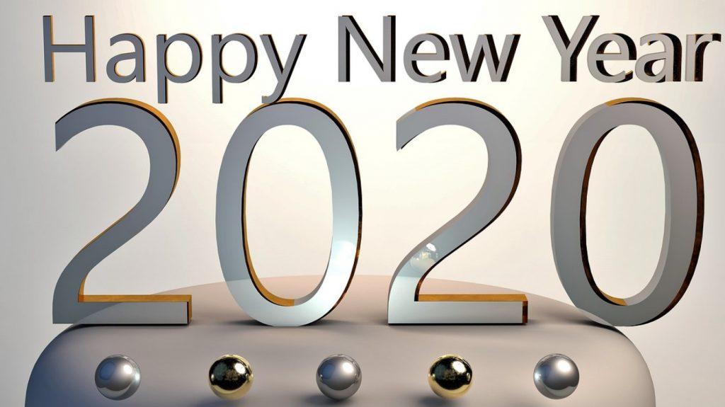 Happy New Year 2020 Eve