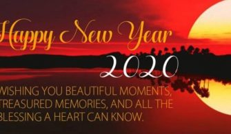 Happy New Year 2020 Messages Wishes Greetings Quotes and Cards