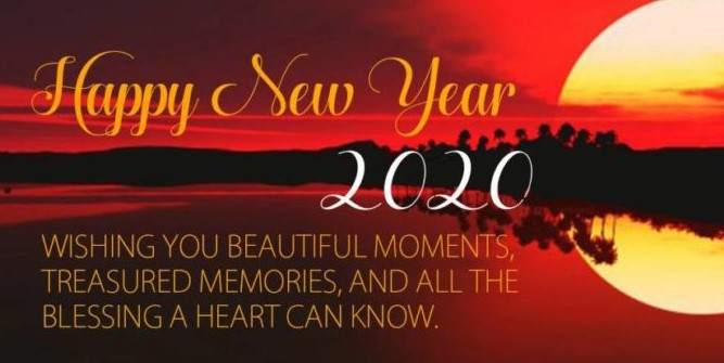 Happy New Year Message Hny 2020 Messages Wishes Quotes Greetings