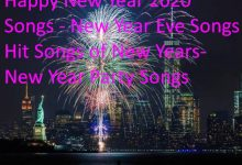 Photo of Happy New Year 2021 Eve Song Lyrics