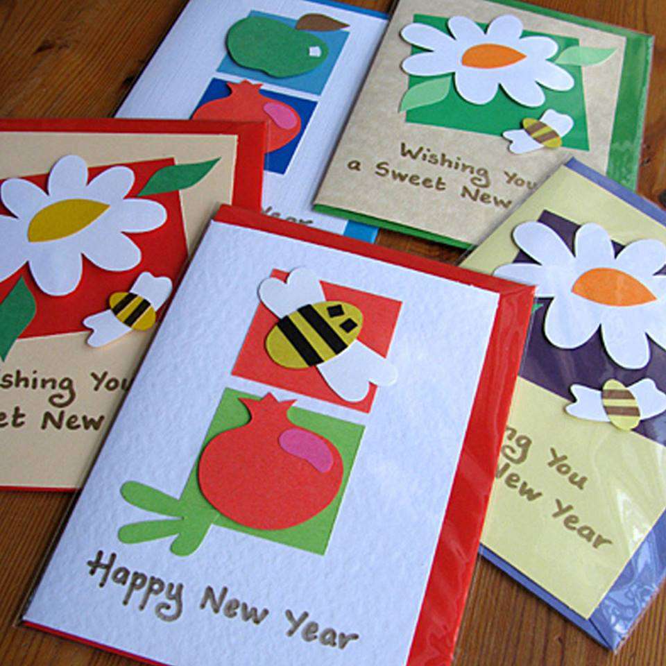 Happy New Year Card Handmade 2020