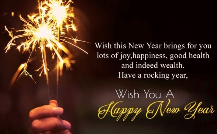 New Year Quotes 2020.Happy New Year Wishes 2020 Messages Quotes Greetings For