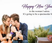 best new year wishes to wife