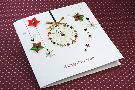 Happy New Year Card 2020 Greeting Card Designs, Ideas ...