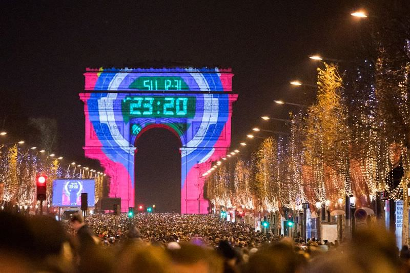 new year paris event 2021