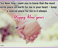 wish your wife new year wishes