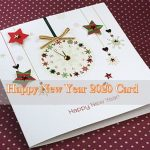 Happy New Year Card 2021 Greeting Card Designs, Ideas, Wishes & Msgs
