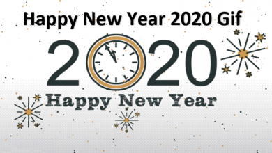 Photo of Happy New Year GIF 2021 Pictures, Messages, Cards