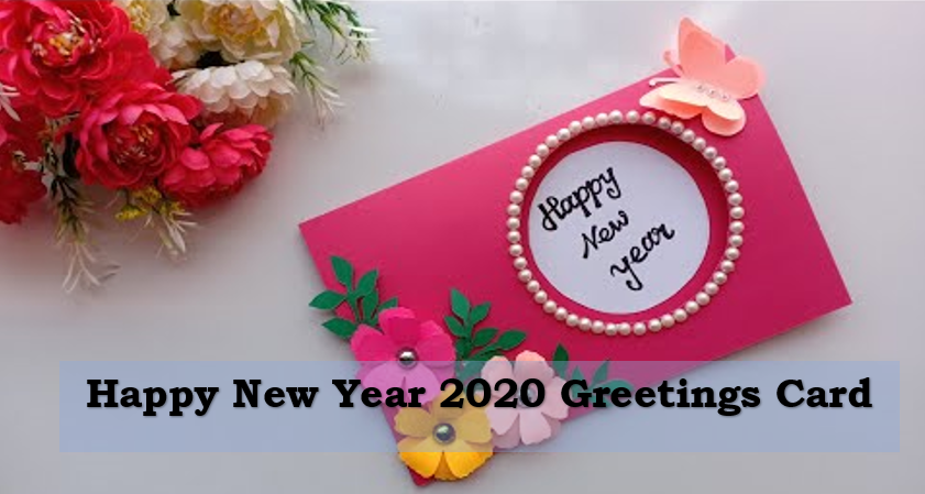 Photo of Happy New Year 2021 Greeting Card, Designs, Ideas, Wishes & Msgs