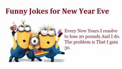 Photo of Happy New Year Jokes 2021- HNY 2021 Jokes