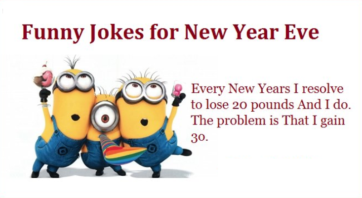 New Year Jokes 2021