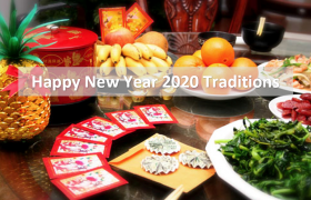 New Year Traditions 2021
