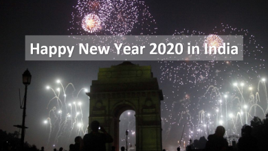 Photo of Happy New Year in India 2021- HNY 2020 in India