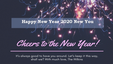 Photo of Happy New Year New You 2021 – HNY 2021 New You