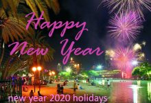 Photo of Happy New Year Holiday 2021. HNY 2021 Holiday Destinations