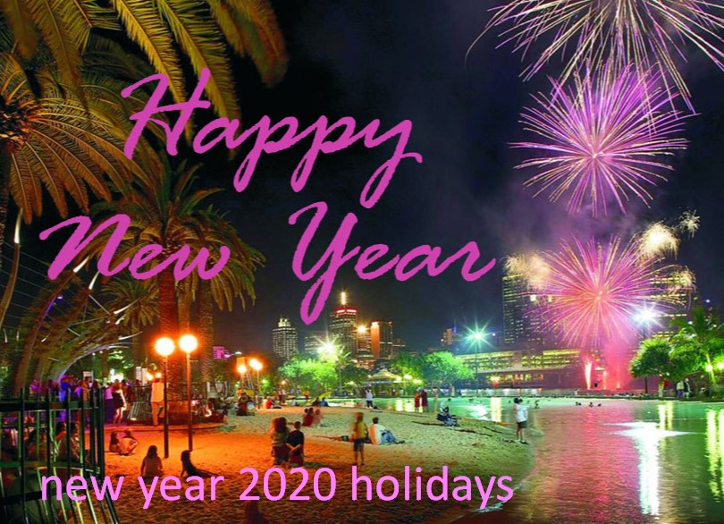 New Year Holiday 2021