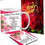 Happy New Year Gifts & Merry Christmas Gifts for Friends and Family