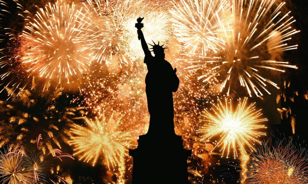 New Years Eve 2020 Nyc.Happy New Year In New York 2020 Happy New Year 2020