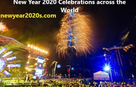 New Year 2020 Celebrations across the World