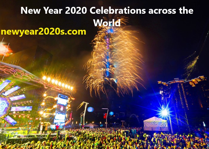 Photo of New Year 2021 Celebrations across the World