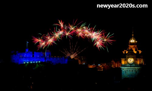 New Year 2020 Celebrations in Austria