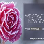 New Year Flower for HNY 2021 Decorations