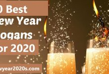 Photo of Best New Year Slogans for HNY 2021