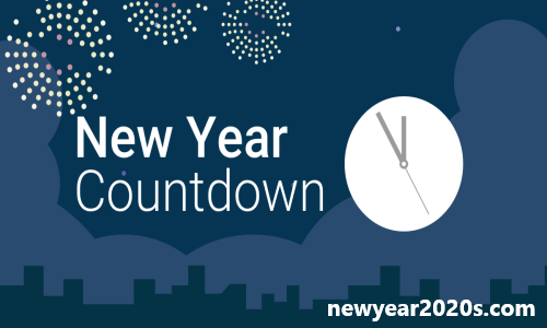 New Year Time Countdown
