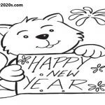 How to Draw New Year Drawings | Ideas | Designs