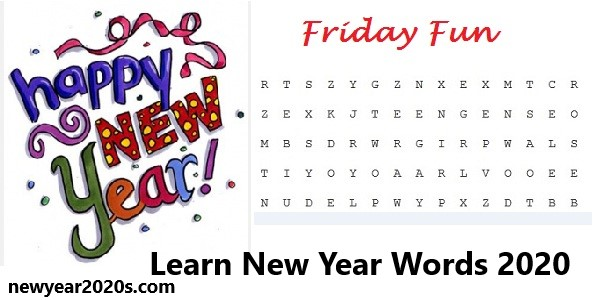 Photo of Learn Happy New Year Words – Wishes & Vocabulary