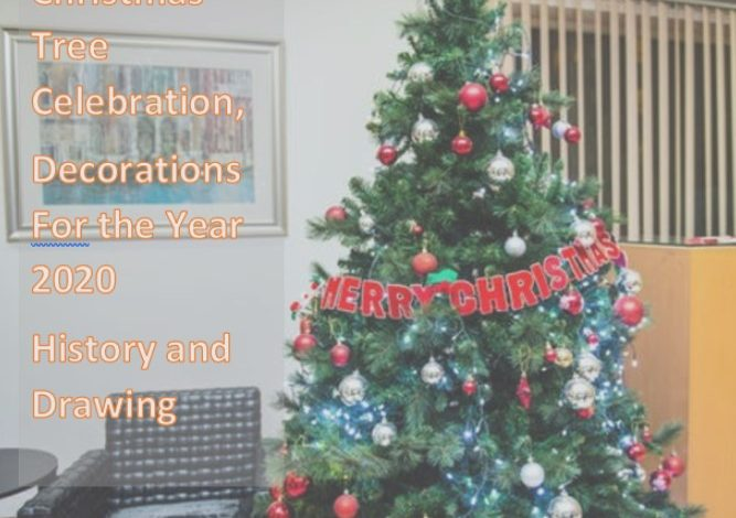 Photo of Real Christmas Tree 2020 Meaning, Decorations, Essay along with History and Drawing Ideas