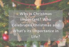 Photo of Why is Christmas Important? Who Celebrates Christmas and What's its Importance in Life?