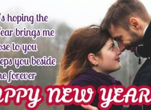 best new year wishes for loved one