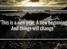 happy new year quote by taylor swift