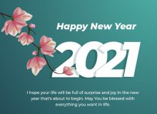 happy new year status message for whatsapp