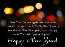 happy new year wishes collegues