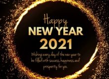 happy new year wishes greeting message