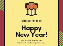 happy new year wishes greetings message
