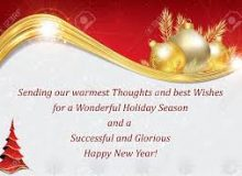 happy new year wishes message for clients