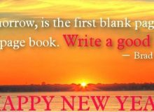 motivational new year wishes quote