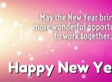 simple new year wishes for collegues